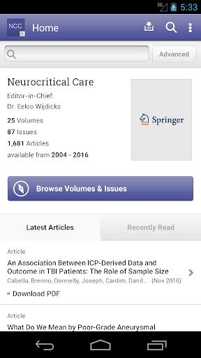 玩免費書籍APP|下載Neurocritical Care app不用錢|硬是要APP