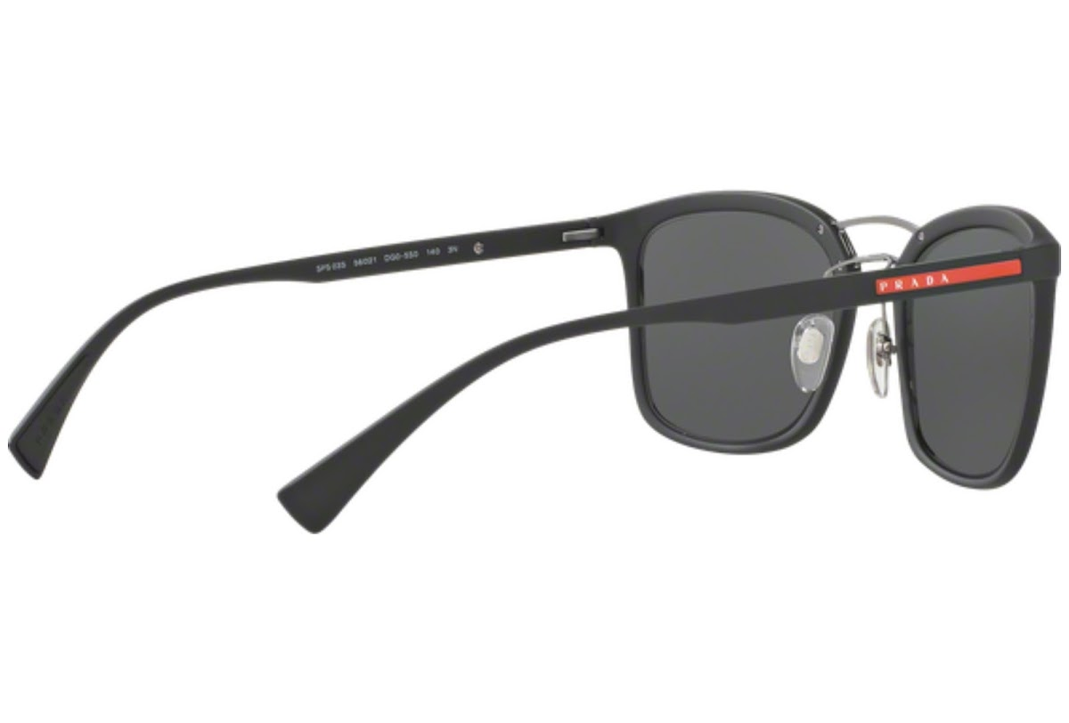 57f57cdd227 Buy Prada Linea Rossa PS 03SS C56 DG05S0 Sunglasses
