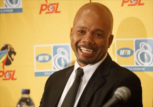 New Chippa United coach Teboho Moloi. Picture: SOWETANLIVE