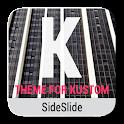 SideSlide for Kustom icon