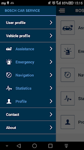 Connected Car Service screenshot 1
