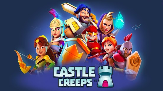 Castle Creeps TD Screenshot