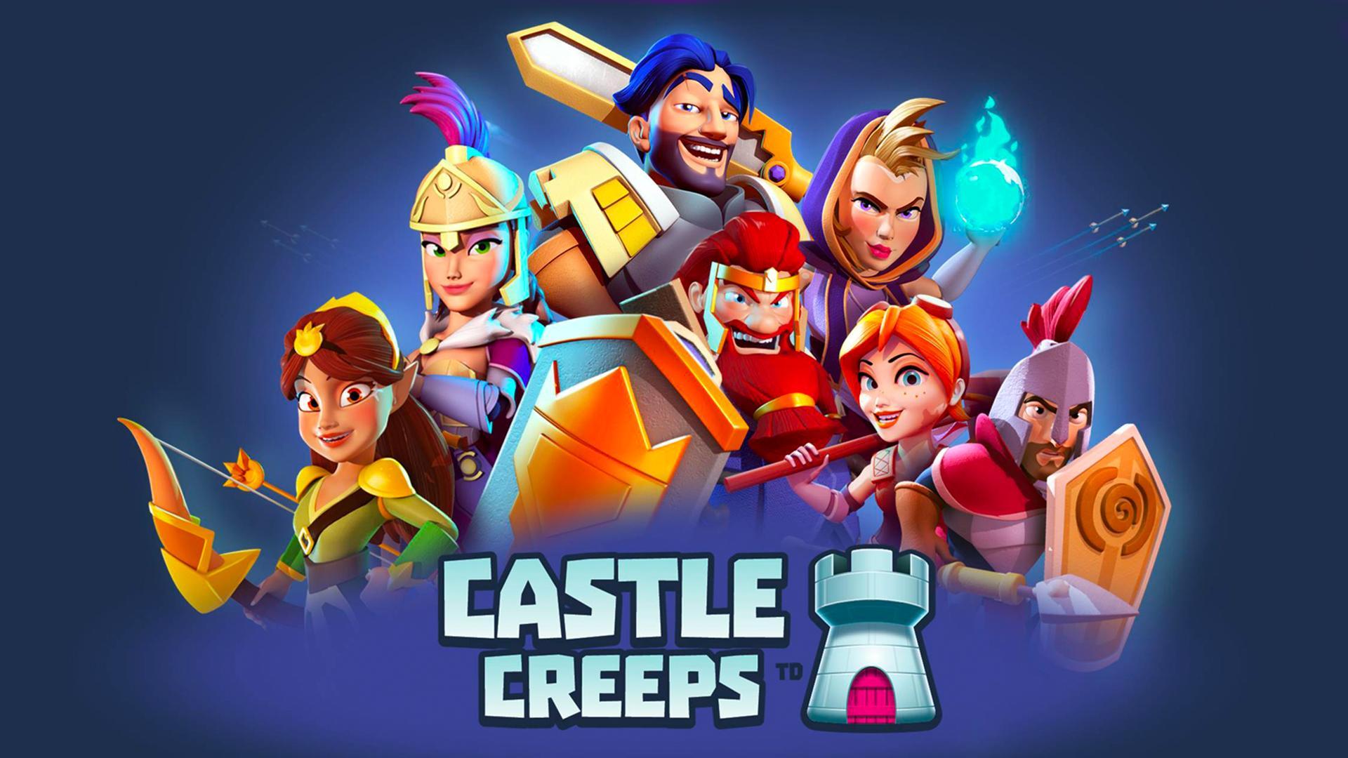 Castle Creeps TD screenshot #5