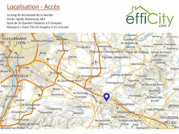 locaux professionels à Saint-Quentin-Fallavier (38)