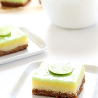Gluten Free Key Lime Pie Bars