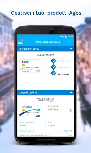 Agos App screenshot 5