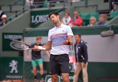 Novak Djokovic loopt duel met Goffin mis