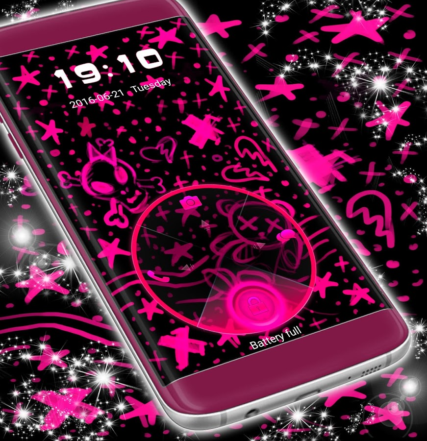 emo pink locker theme   android apps on google play