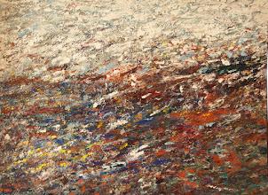Photo: Acrylic on canvas 4'x5'
