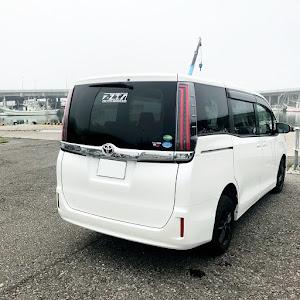 ノア ZRR85G 平成29年Xのカスタム事例画像 maasun(Team's Lowgun北海道)さんの2018年07月30日17:10の投稿