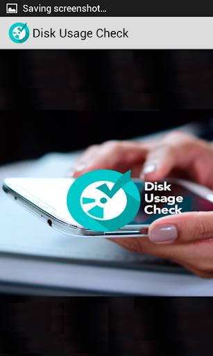 Disk Usage Check