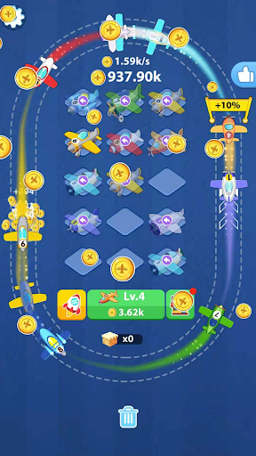 Image of Royal Plane - Best Merge Game 1.1.5 2