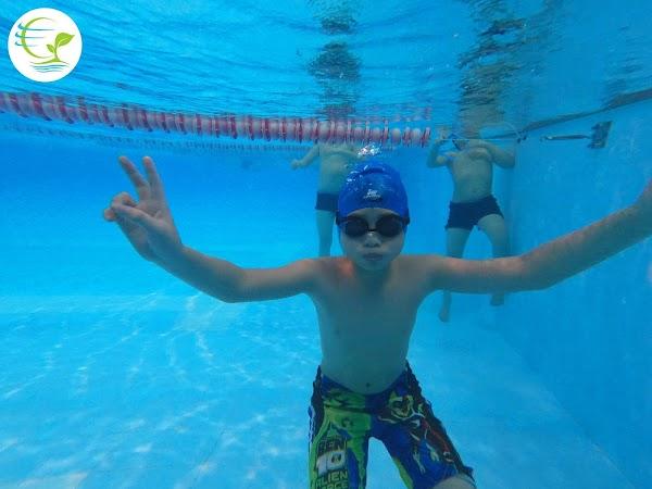 5 lý do trẻ em nên học bơi (Phần 1) - 1