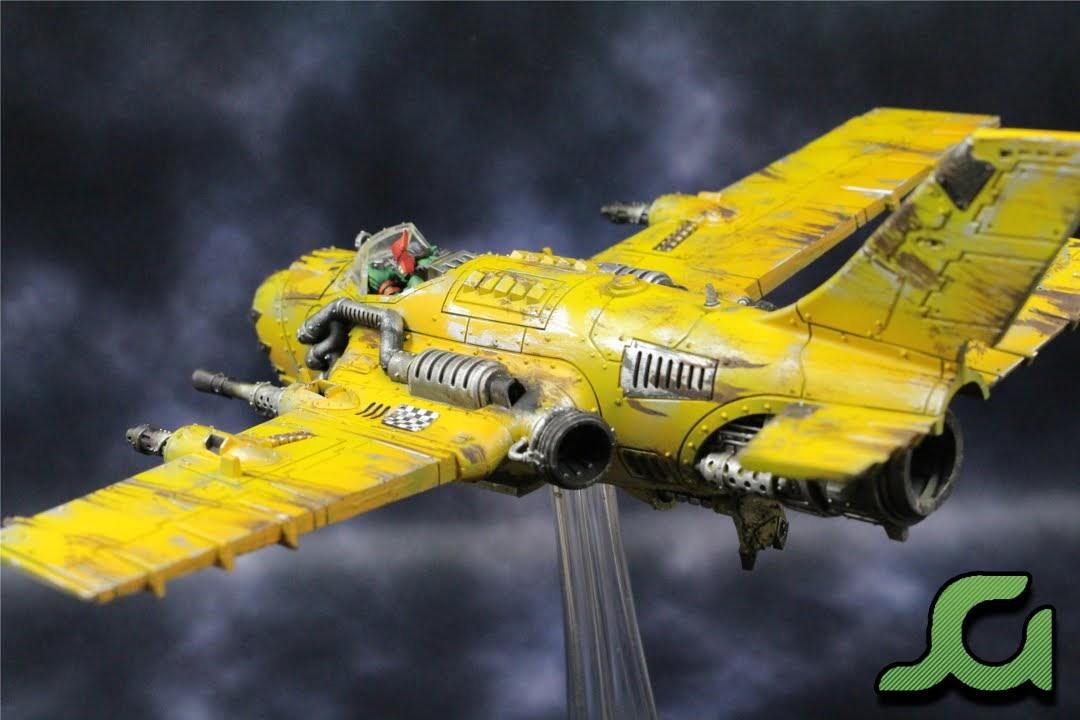 Dakka Jet 1 Rear