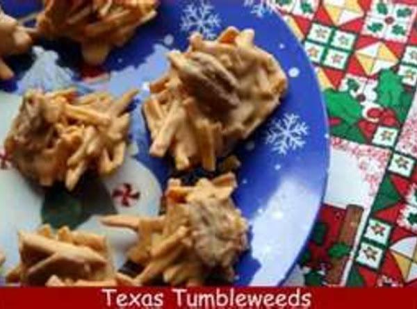 Texas Tumbleweeds Recipe