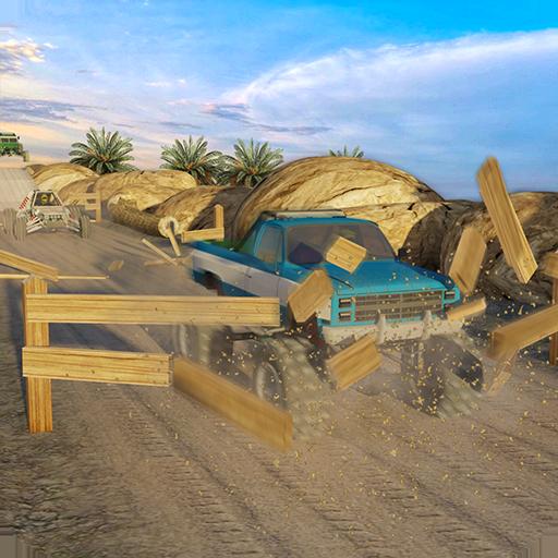 Dune Buggy Car Racing Rivals: Beach Stunt Driving