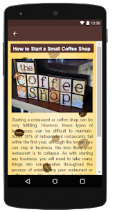 Open a Small Coffee Shop 2
