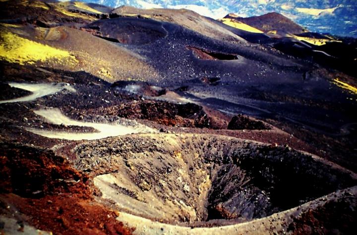 Tavolozza di crateri di carlo-bi