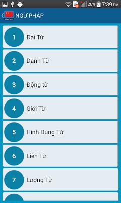 Hoc tieng Trung - Chinese - screenshot