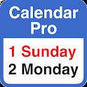 Calendar Pro V2 icon