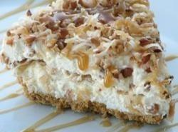 Caramel Drizzle Pie Recipe