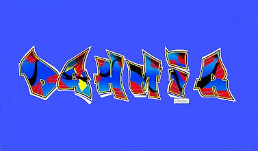 Photo: Dahmir Graffiti That's Right Dahmir