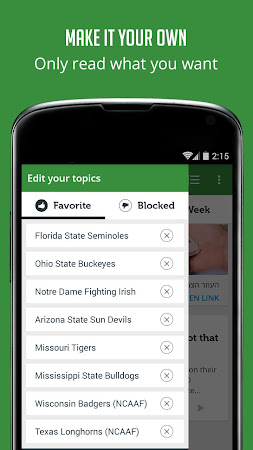 College Football News & Rumors 3.932 screenshot 2071800