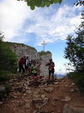 Photo: Enfin arrivés...pour la première ascension (avant celle des Echelles)