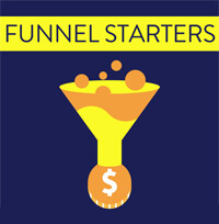 Funnel Starters Icon