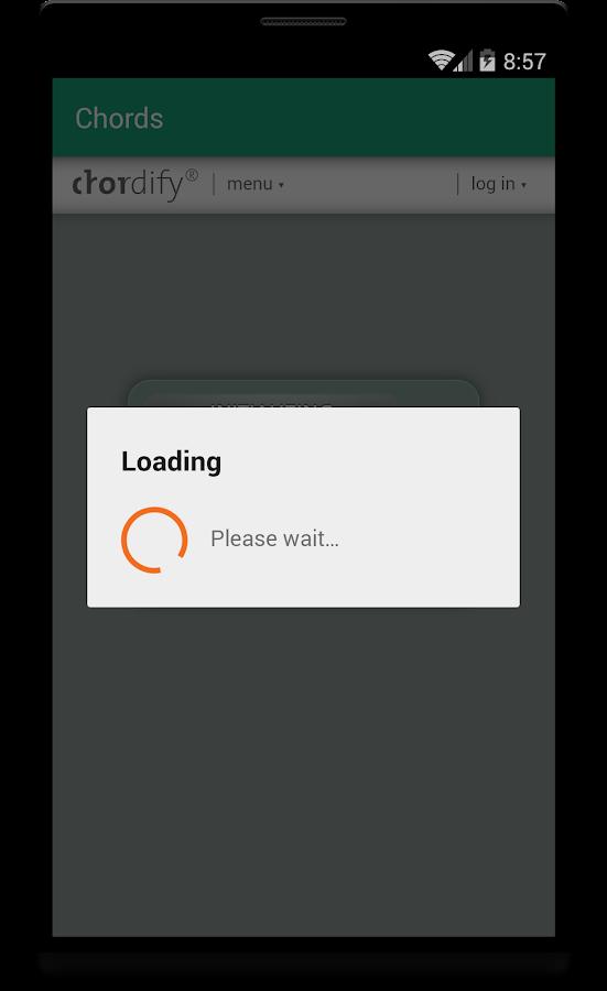 Chords (Beta) - screenshot