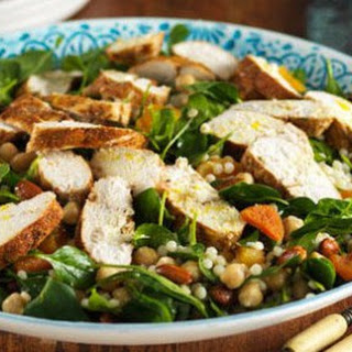 Weight Watchers Moroccan Chicken Salad