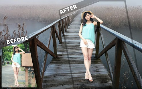 Photo Background Changer, Cut Paste Image 2018 - náhled