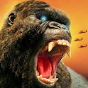 Monster Dinosaur Rampage: Angry Gorilla Games icon