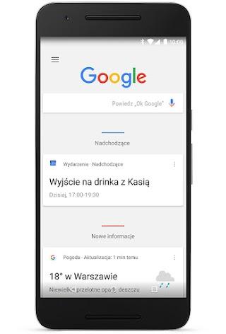 Aplikacja Google
