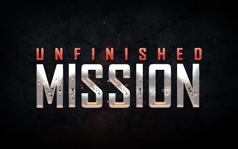 Unfinished Mission Mod 3.0 Apk [Unlimited Money] 1