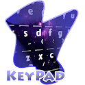 Cores Simples Keypad Cobrir icon