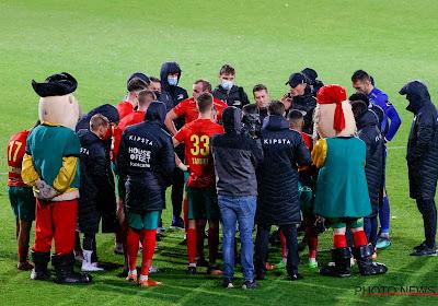 """KV Oostende niet op wolkjes na knappe zege: """"Daar nog niet over praten"""" en """"Er zit meer kwaliteit in deze groep, was geen goede match"""""""
