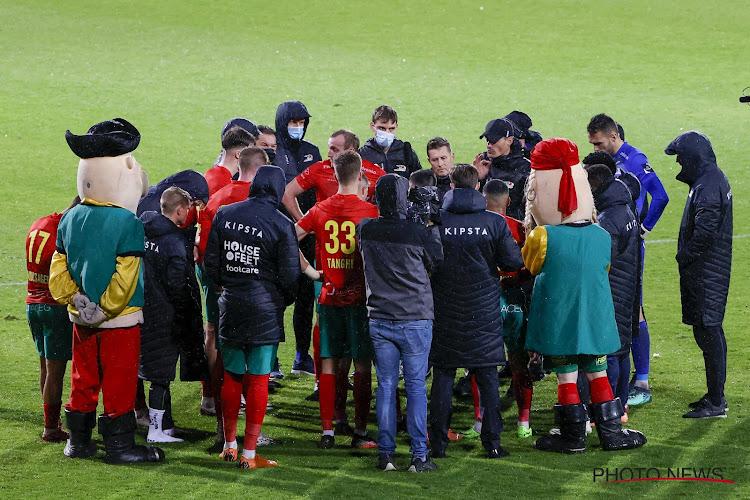 Officiel : un attaquant formé à Manchester City rejoint Ostende
