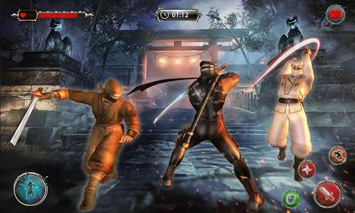 Code Triche super-hu00e9ros ninja kung fu: jeux mini ninjas APK MOD screenshots 3