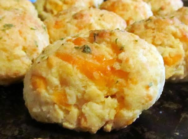 Cheddar And Herb Biscuits