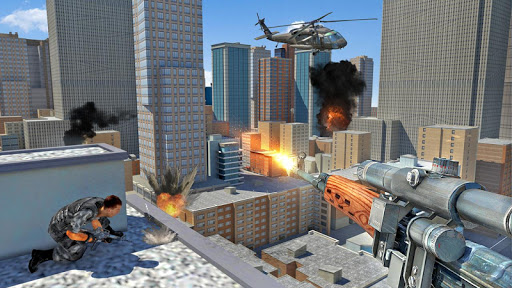 Air Force Shooter 3D - Helicopter Games 9.5 screenshots 1
