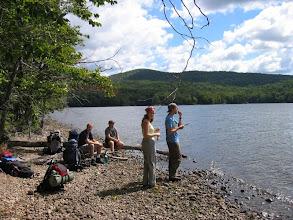 Photo: Cranberry Lake, Adirondacks, 2005