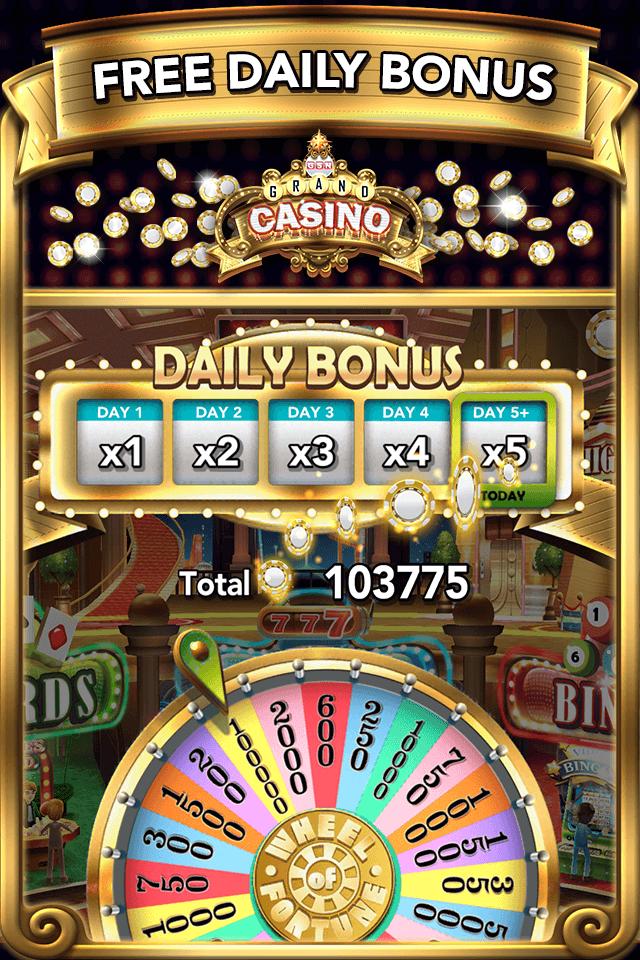 GSN Grand Casino - FREE Slots screenshot #2