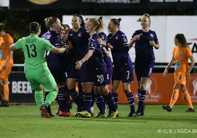 📷 🎥 De beelden van de 5-0 van Anderlecht tegen Gent in Super League
