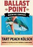 Logo of Ballast Point Tart Peach Kolsch