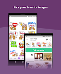 screenshot of Stickers for WhatsApp with your avatar