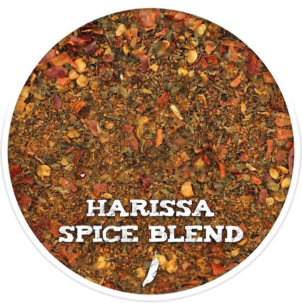 Dry Harissa Spice Mix Recipe
