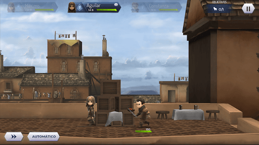 Assassin's Creed Rebellion  trampa 6