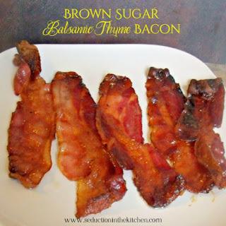 Bacon With Brown Sugar Recipes