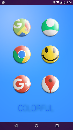 COLORFUL - Icon Pack